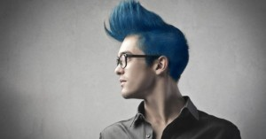 Flippin' blue