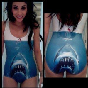 Eat my shark!